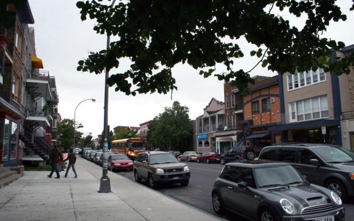 3e Avenue Limoilou