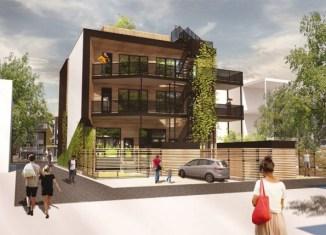 Solstice 10e:Projet écologique à Limoilou