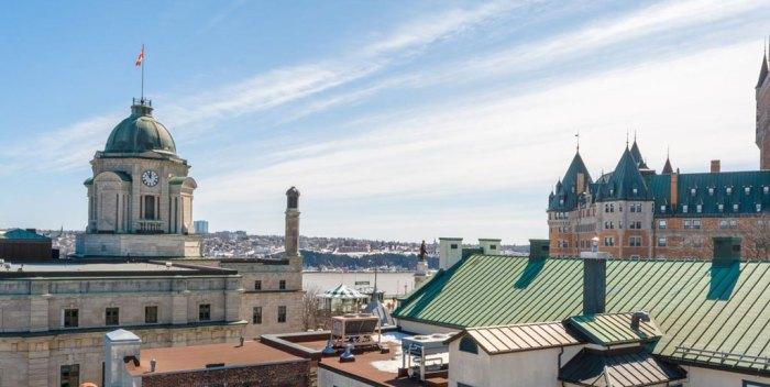 Lofts du Trésor: Nouvelle résidence touristique dans le Vieux-Québec