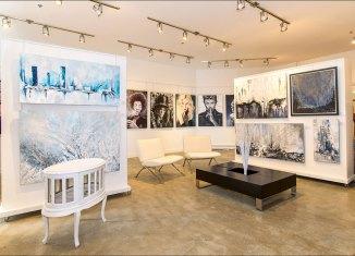 Nouvelle galerie d'art dans Montcalm