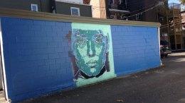 Nouvelle murale de MC Grou