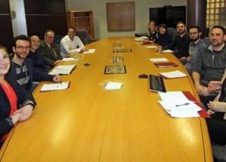Saint-Sacrement :Des gens d'affaires mobilisés et motivés