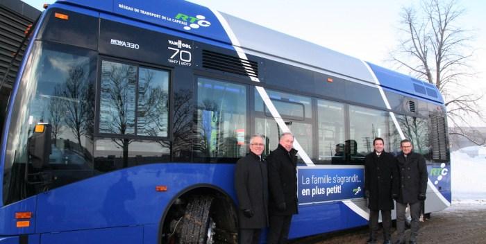 RTC: Les midibus sur la route