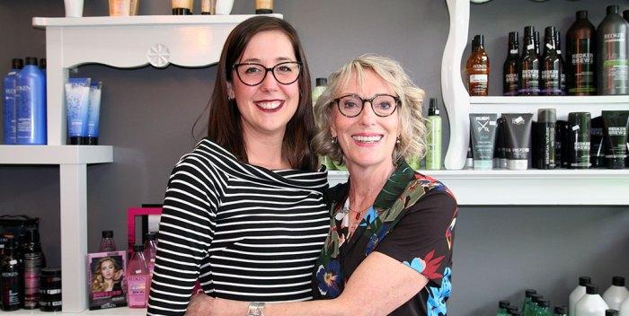 Rosy Lepage: 50 ans chez Dana coiffure - Le Carrefour de Québec