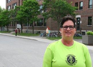 Jeanne Bouchard:250km de marche entre Québec et Les Escoumins