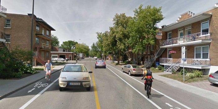 Piste cyclable 3e Avenue: La Ville de Québec va de l'avant