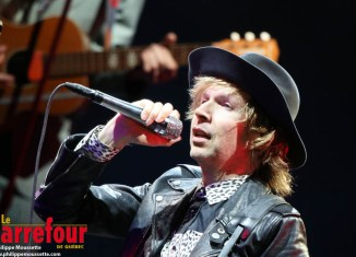 FEQ : Québec rime avec Beck