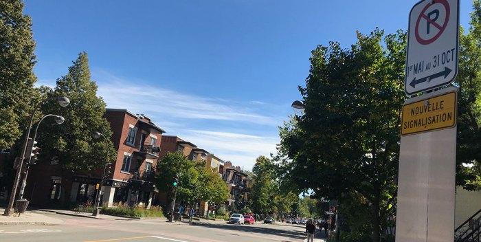 Piste cyclable 3e Avenue:En fonction dès la semaine prochaine