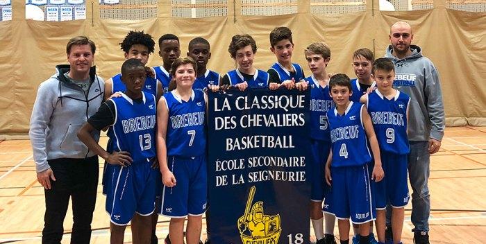 Aquilons Basketball:Une saison prometteuse
