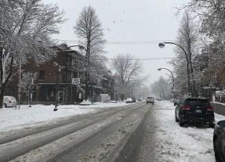 Neige: La Ville de Québec en mode déblaiement