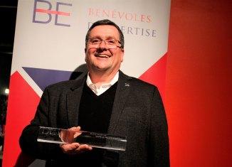 Bénévole d'Expertise: Denis Lafrance récompensé