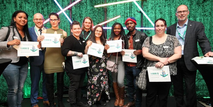 Bourses jeunesse: La Caisse Desjardins de Limoilou remet 35 000$