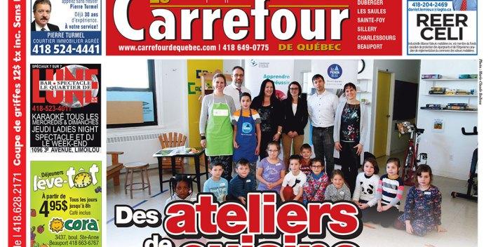 Le Carrefour du 6 mars