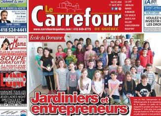 Le Carrefour du 17 avril