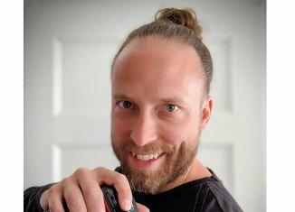 Simon Clark, ancien photographe au carrefour de Québec