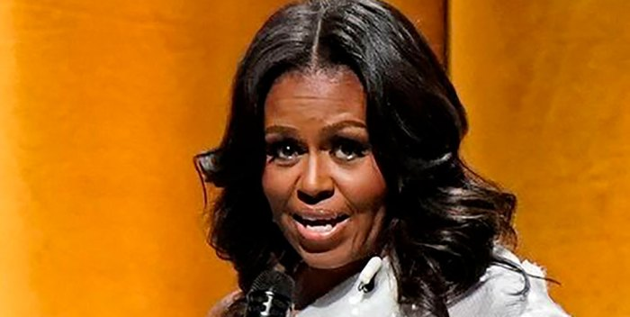 Michelle Obama inspire le respect