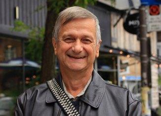 Claude Moreau: candidat au Parti marxiste-léniniste du Canada
