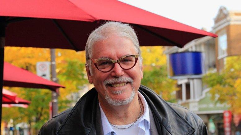 Luc Paquin du Parti pour l'indépendance du Québec