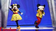 Minnie et Mickey Mouse