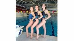 nageuses synchronisées