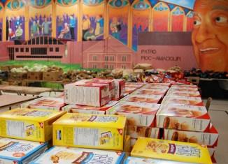 Le Patro Roc-Amadour double son aide alimentaire