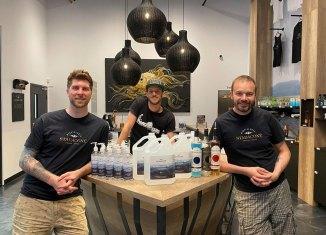 Trois gins de Limoilou se distinguent à l'étranger!