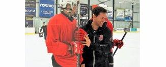 Philippe Tremblay: de directeur du programme de hockey à Cardinal-Roy à recruteur dans la LHJMQ