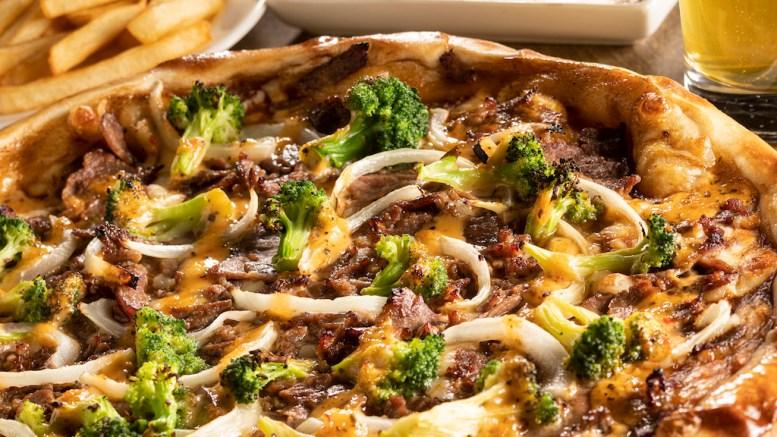 Pizza Fondue Chinoise de Normandin