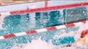 La nageuse Dorothée Durivage