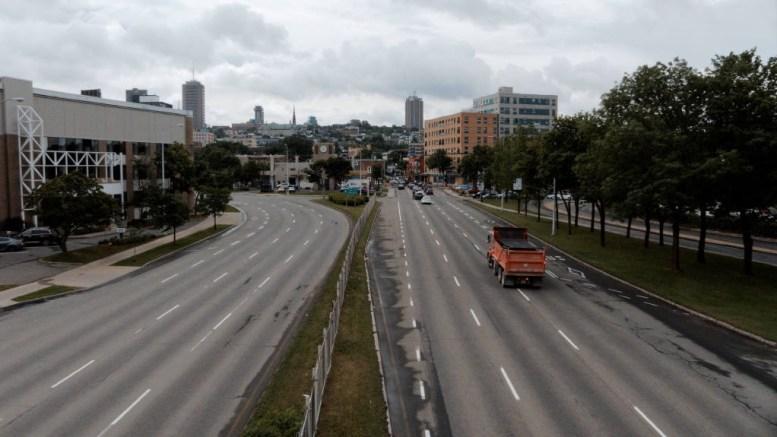 Boulevard urbain