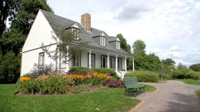 La Maison Dorion-Coulombe