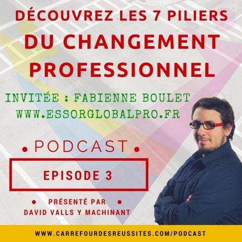 'Episode 3 - Découvrez les 7 piliers du changement professionnel