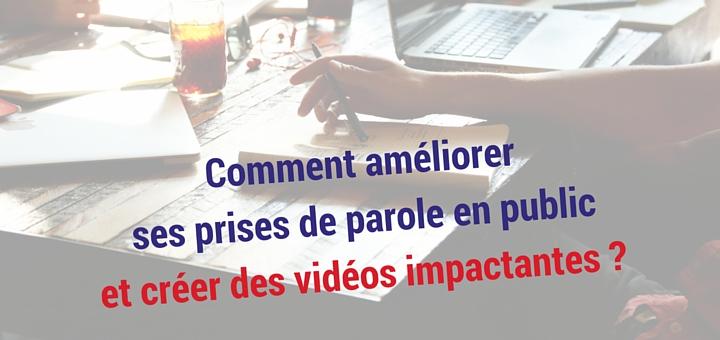 Comment améliorer ses prises de parole en public et créer des vidéos impactantes ? Interview de Pascal Haumont