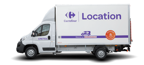 Carrefour Location Voiture Location Camion Demenagement Fourgon Camionnette