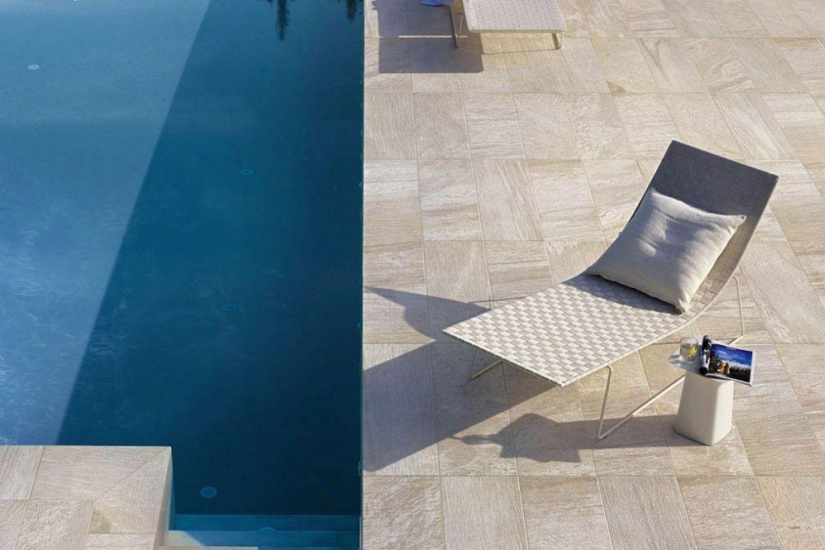 Carrelage Terrasse Piscine Design