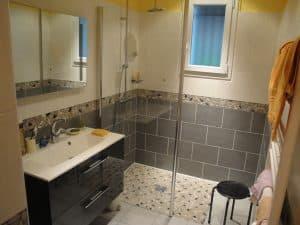 salles de bains et douches a l