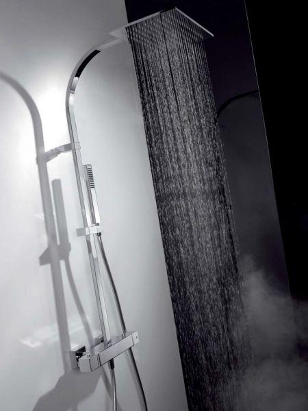 Colonne de douche thermostatique Slimtres Douche fixe de 220x320