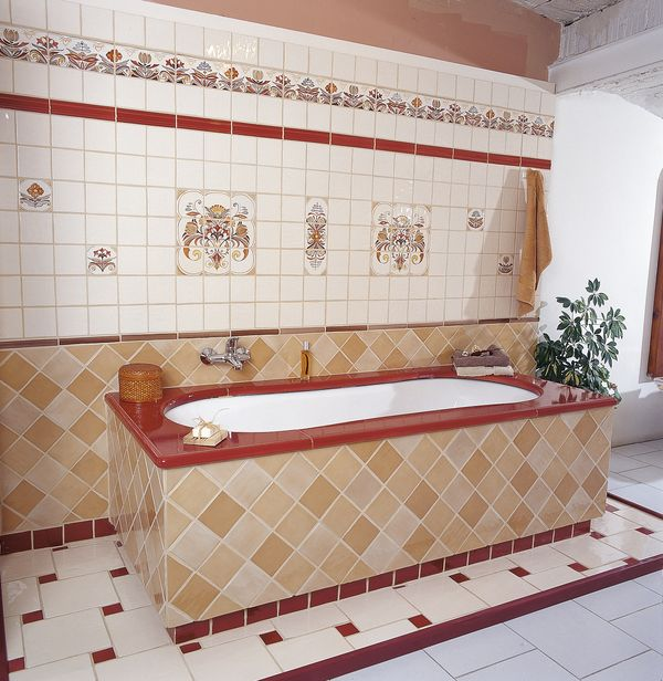 Best modele faience algerie photos for Modele de salle de bain faience