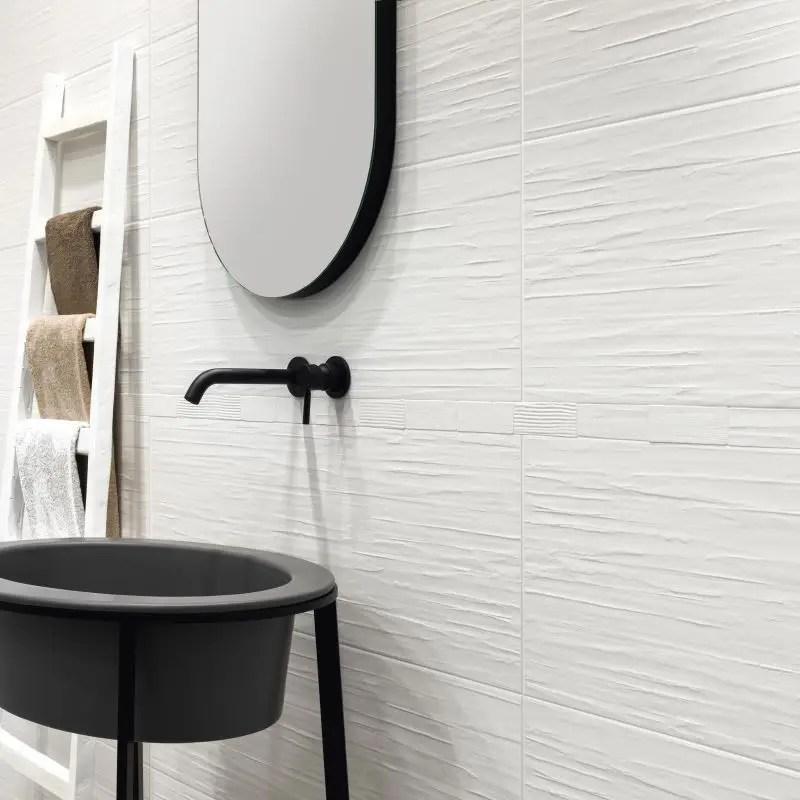 carrelage 3d a relief pour salle de bains et cuisine