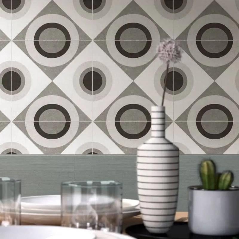 carrelage aspect ciment motif 25x25 comfort c grey eye