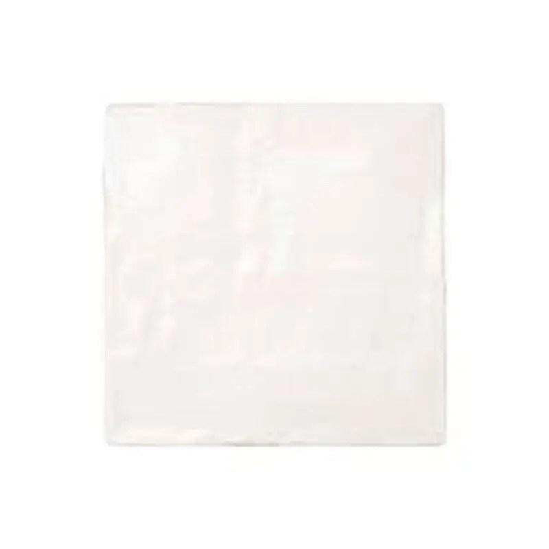 faience zelliges mallorca white 10x10 satine