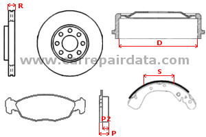 Toyota Corolla 1.6 2002-2007 3ZZ-FE Car Repair Manual
