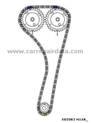 Suzuki Ignis 1.3 2000-2003 M13A Car Repair Manual