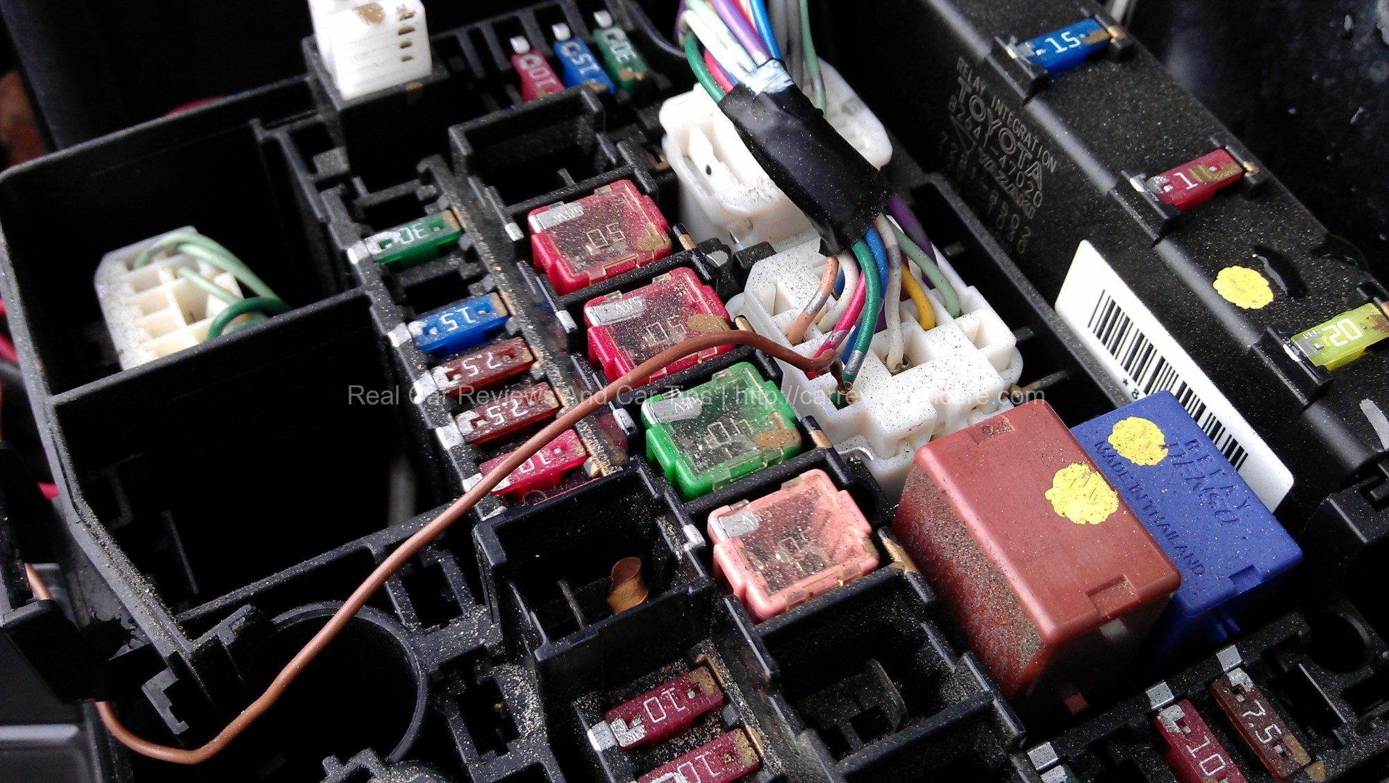 hight resolution of dlr source connected to fuse box ignition supply
