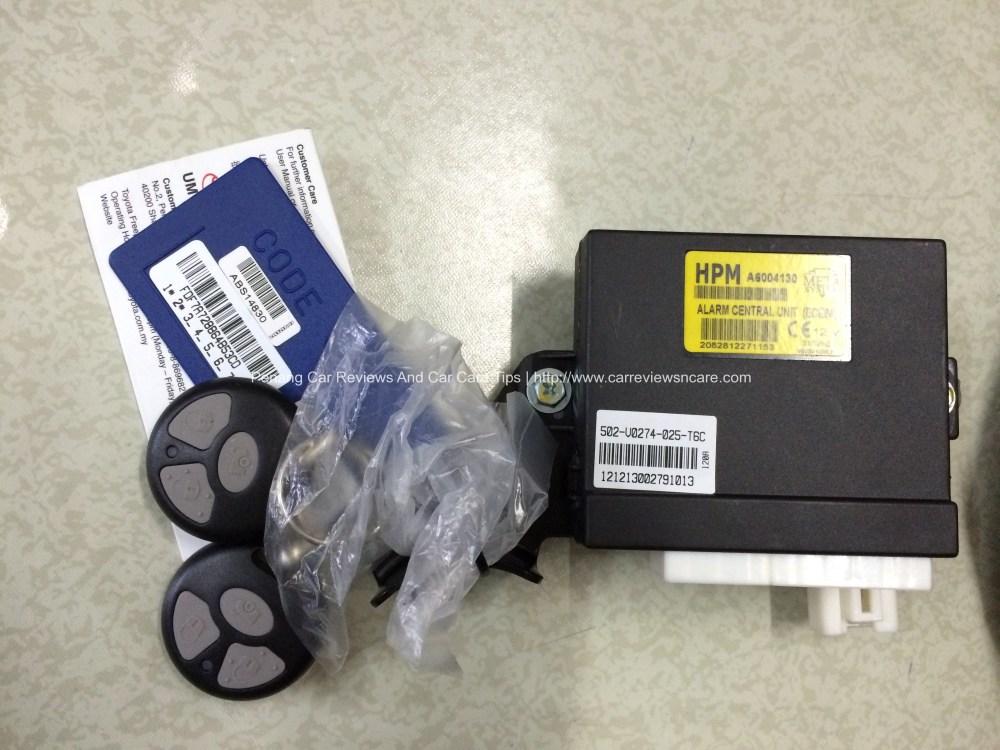 medium resolution of cobra meta alarm central unit with remote controls