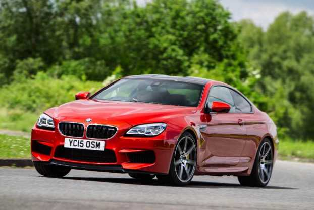 BMW6 Series coupe