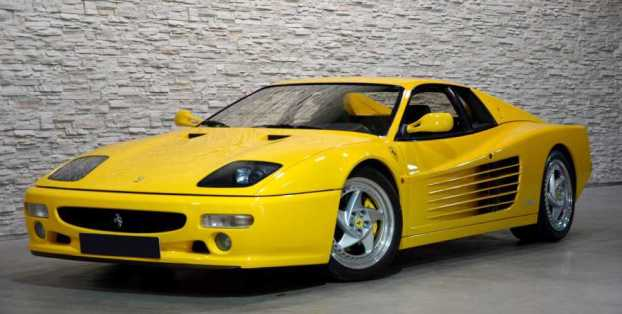 Ferrari F512