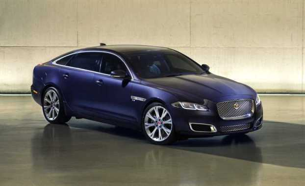 Jaguar XJ profile