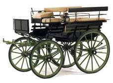 Wagonette (Victoria Carriage Works)