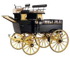 Wagonette or Body Break